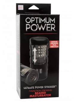 Pompino Elettronico Masturbatore  Nero Ultimate Power Stroker