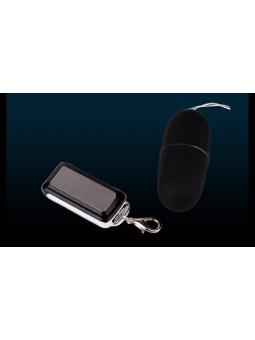 Ovetto Vibrante  Wireless nero Luxuria 10 Vibrazioni
