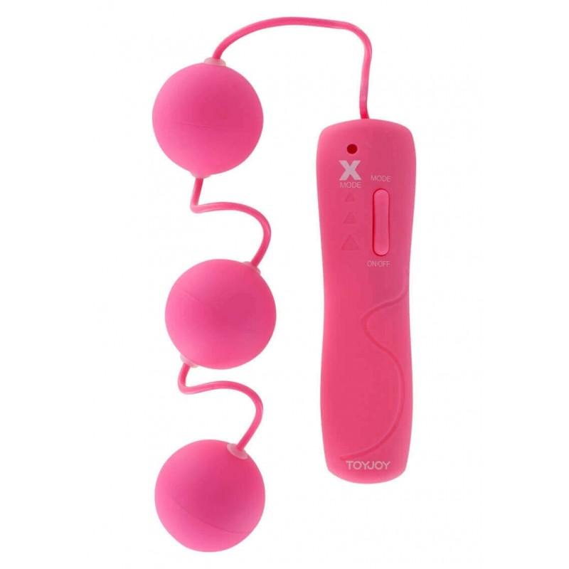 Triple Palline Vaginali Vibranti con Telecomando