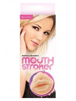 Masturbatore Realistico Mouth Stroker Ashlynn Brook Bocca