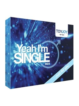 Kit ToyJoy YEAH I AM SINGLE BOX MALE