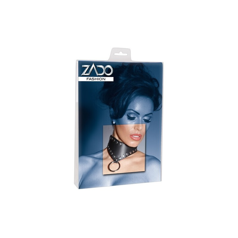 Collare Leder-Halsfessel ZADO