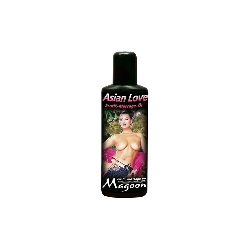 OLIO PER MASSAGGI MAGOON Asian Love 100 ml