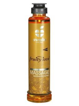 Olio massaggiante WARMING MASSAGE VANILLA 200 ML