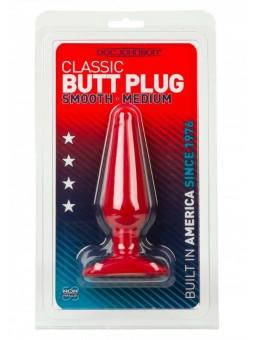 Plug Anale Butt Plug Smooth Slim M